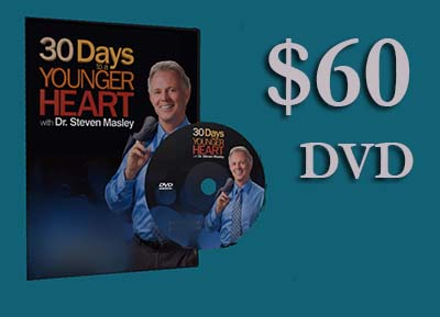 30 Days to a Younger Heart with Dr. Steven Masley PBS Pledge
