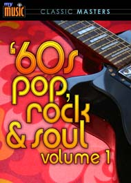 '60S POP, ROCK AND SOUL