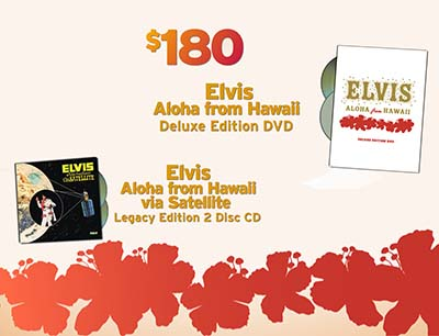 Elvis Aloha From Hawaii PBS Pledge