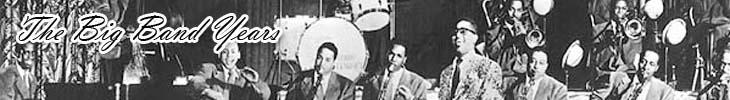 The Big Band Years PBS Pledge