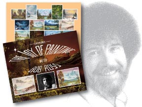 Bob Ross: The Happy Painter