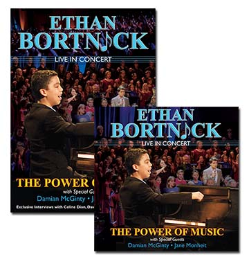 Ethan Bortnick: The Power of Music