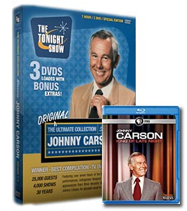 Johnny Carson: The Ultimate Collection
