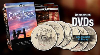 Ken Burns' The Civil War PBS Pledge