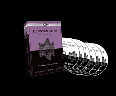 Downton Abbey Season 4 PBS Pledge