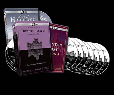 Downton Abbey Season 4 PBS Pledge