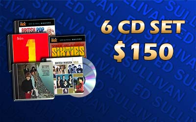Ed Sullivan's Rock & Roll Classics CD