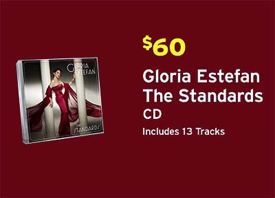 Gloria Estefan The Standards PBS Pledge