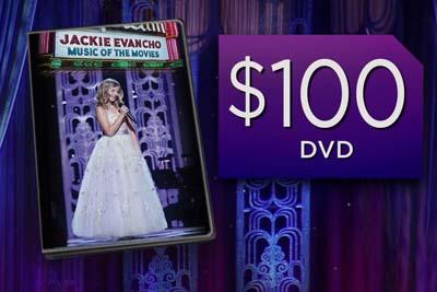 Jackie Evancho: Cinema