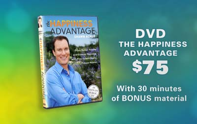 The Happiness Advantage with Shawn Achor