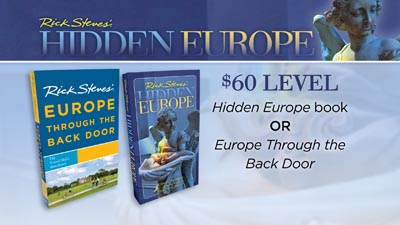 Rick Steves' Hidden Europe