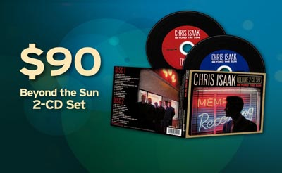 Chris Isaak: Beyond The Sun