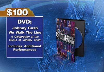 Johnny Cash: We Walk The Line