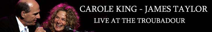 Carole King – James Taylor Live at the Troubadour