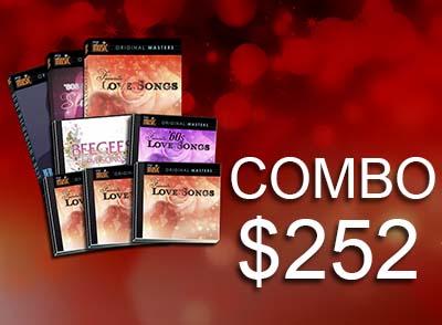 MY MUSIC FAVORITE LOVE SONGS DVD CD PBS PLEDGE