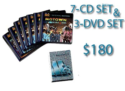 Motown 25 PBS Pledge