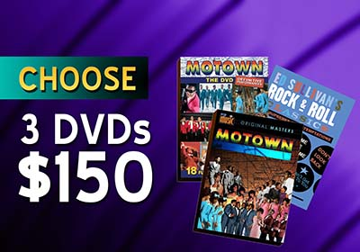 PBS PLEDGE SPECIAL - MY MUSIC: MOTOWN - BIG HITS & MORE
