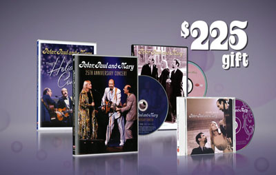 Peter, Paul and Mary: 25th Anniversary