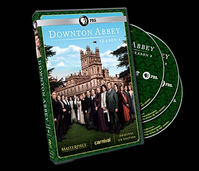 Return to Downton Abbey