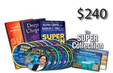 SUPER GENES WITH DR. RUDY TANZI PBS PLEDGE PBS PLEDGE