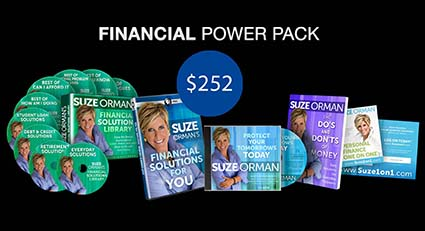Suze Orman: Financial Solutions for You - PBS Pledge