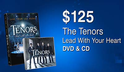 The Tenors: Lead With Your Heart - PBS PLEDGE