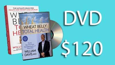 WHEAT BELLY TOTAL HEALTH PBS PLEDGE