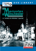 Memories of Winchester DVD