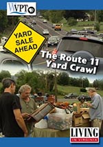 The Route 11 Yard Crawl DVD
